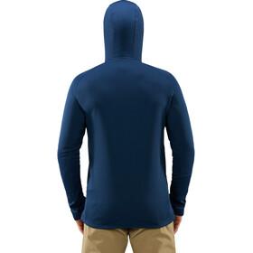 Haglöfs Nengal Mid Hood Jacket Herr tarn blue